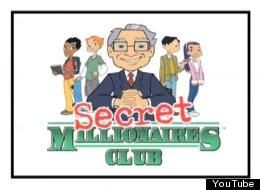Warren Buffett Secret Millionaires Club