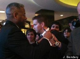 Allen West White House Correspondents Dinner