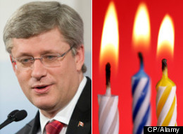 Stephen Harper Birthday Age
