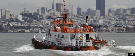 SAN FRANCISCO BAR PILOTS