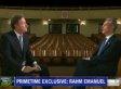 Rahm Emanuel Slams Mitt Romney Again On 'Piers Morgan' (VIDEO)