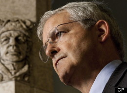 Marc Garneau Claims NDP MP Stole His Mail