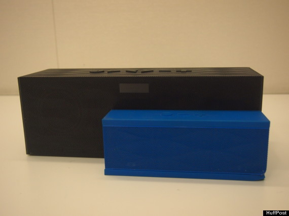 Big Jambox Review: Jawbone's Huge Portable Bluetooth Speaker Plays