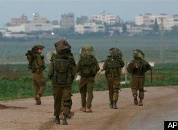 Israel Soldiers Withdrawing From Gaza