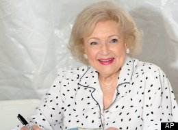 Betty White Makes Congressional Endorsement