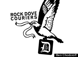 Rock Dove Couriers