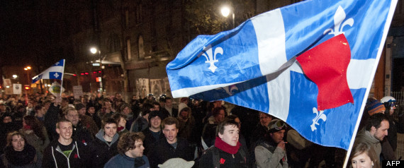 MANIF MONTREAL