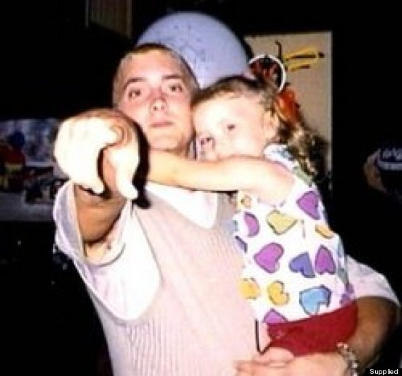 Eminem s Daughter Hailie Scott Aged 16  PICTURES Eminem And His Daughter Hailie