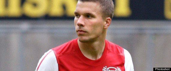 Arsenal Podolski