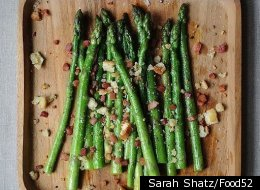 Asparagus, At Last!