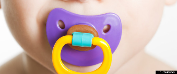 ARE PACIFIERS BAD