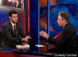 Zach Wahls The Daily Show