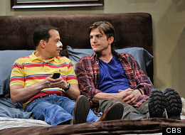 Two And A Half Men Season 10 Ashton Kutcher