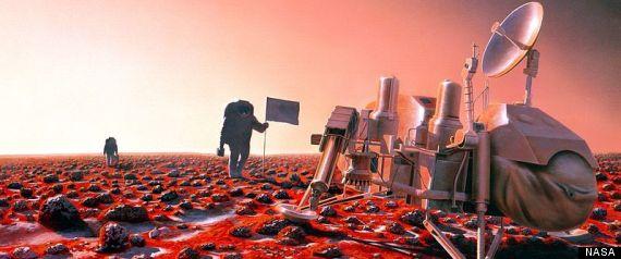 MARS MISSION ALPS
