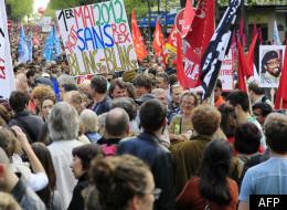 Manifestation 1er Mai