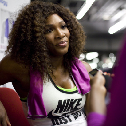 Serena Williams Tell Us How To Get Bikini Ready In 30 Minutes