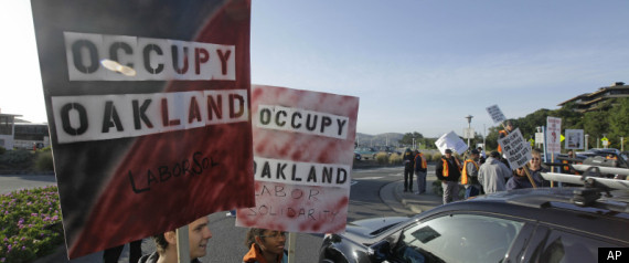 May Day Yields 30 Arrests in New York City, Searing Gas Used to Break Occupation in Oakland