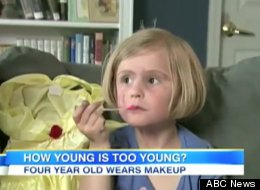 Toddler Makeup