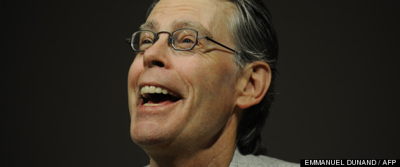 Stephen King Taxes