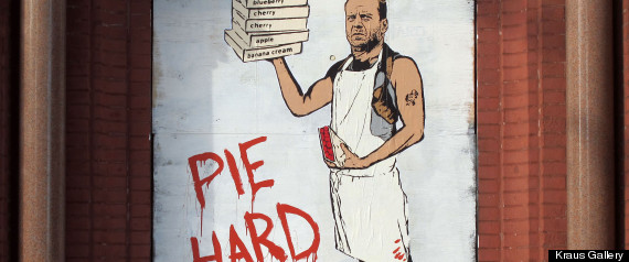 HANKSY PIE HARD