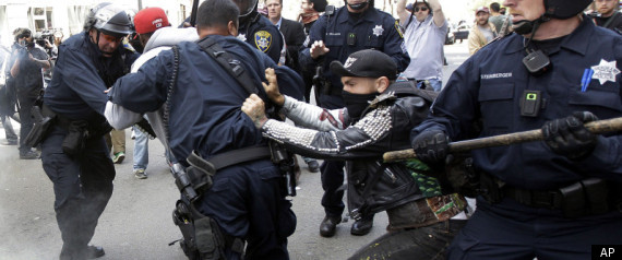 MAY DAY SAN FRANCISCO PROTESTS