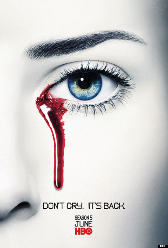 true blood season 5 teaser poster
