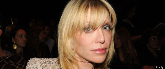 COURTNEY LOVE ONLINE PERSONA