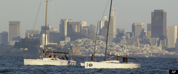 San Francisco Yacht Accident