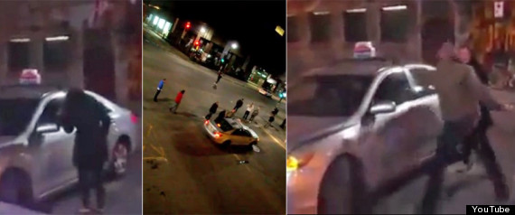 Guercy Edmond Taxi Hit Run Montreal