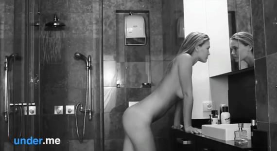 bar rafaeli underwear commercial