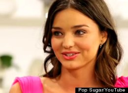 Miranda Kerr Beauty Tips