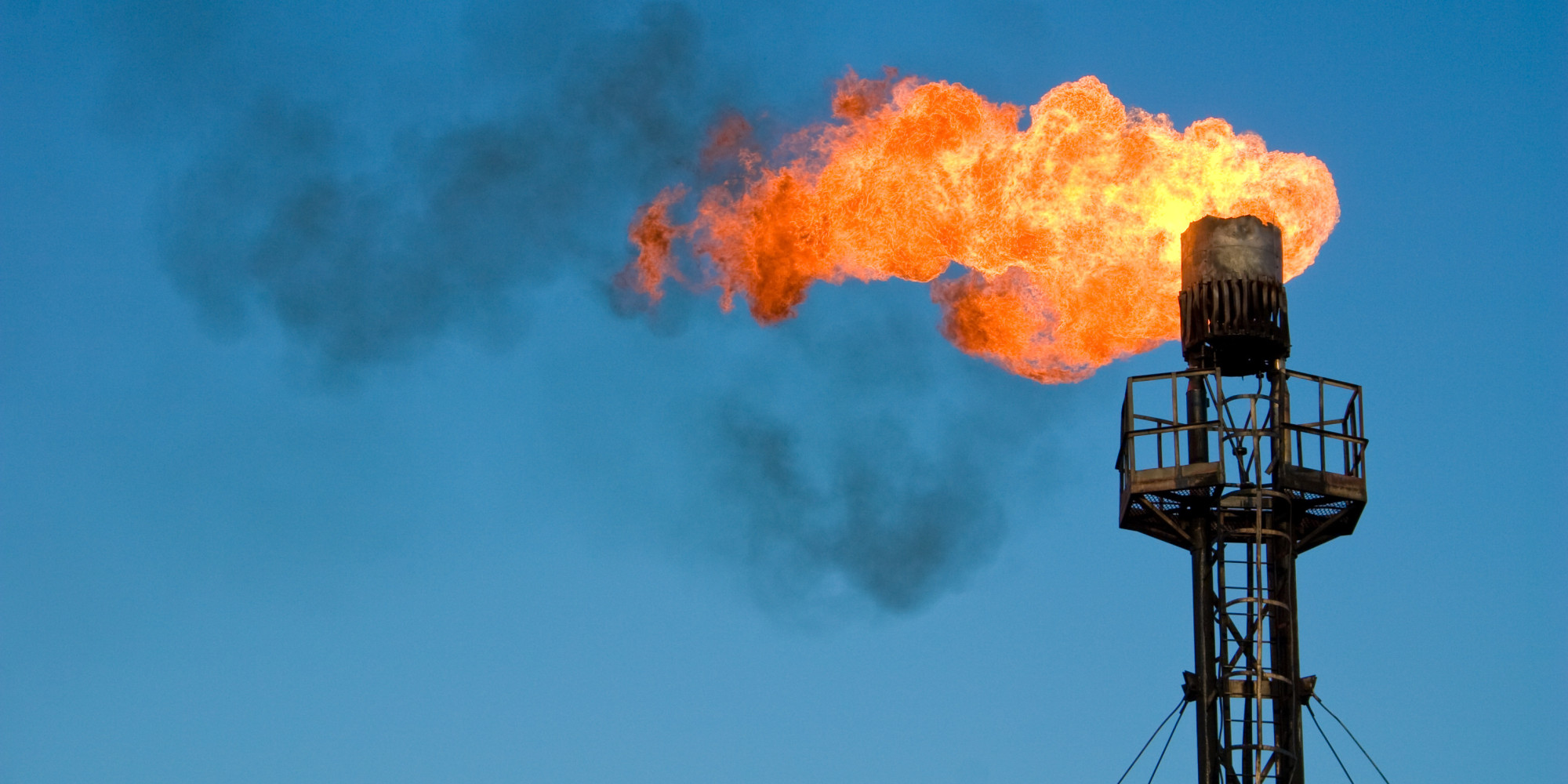 Natural Gas Flaring Rises Globally Fueled By U S Shale Boom