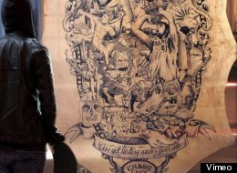 Tattoo Poster World News