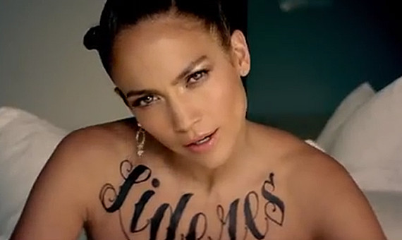Jennifer Lopez Tattoos For 'Follow The Leader' Take Us By Surprise ...