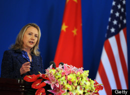 Hillary Clinton China