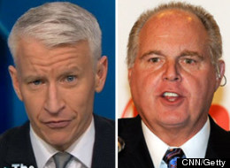Anderson Cooper Rush Limbaugh