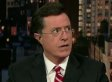 Stephen Colbert Talks Super PAC Money On Letterman (VIDEO)