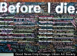 Before I Die Chicago Public Art