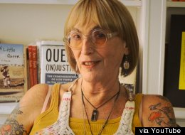 Kate bornstein transgender writer and activist discusses life in and