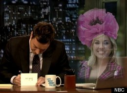 WATCH: Fallon Thanks The Kentucky Derby