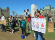 Parliament Hill Occupy Protesters Demand Public Inquiry Into Robocall Scandal