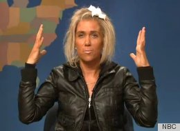 WATCH: 'SNL' Skewers The Tanning Mom