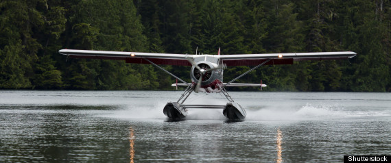 FLOAR PLANE CRASH MANITOBA