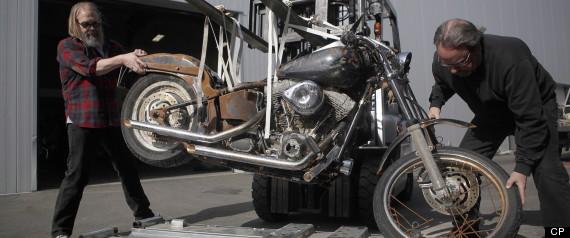 TSUNAMI MOTORCYCLE