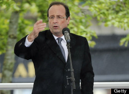 New French Prez Confirms Dramatic War Policy Change