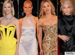 PHOTOS: See All The Red Carpet Glam At The 2012 Met Gala!