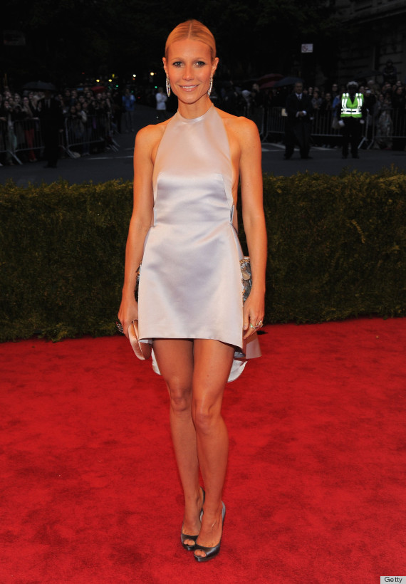 gwyneth paltrow met gala 2012