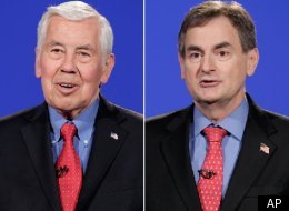 Richard Mourdock Indiana Election 2012