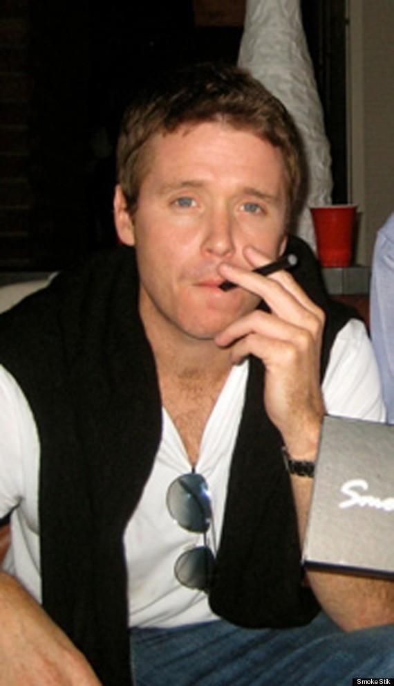 celebrities electronic cigarettes