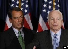 Boehner And Mccain